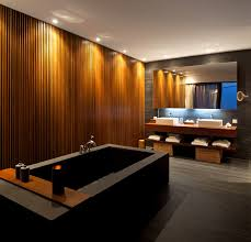 design of luxury bathrooms