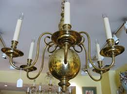 Epic Antique Brass Chandelier 25 With Additional Interior