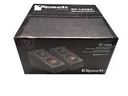Sonance Ceiling Speakers Australia by Klipsch Rp 140sa Floor Standing Speakers Ebay