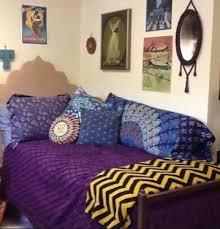 This Boho Chic Dorm Room Is So Cute