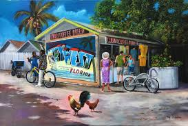 Cuban Coffee Queen The Art Of Ray Rolston