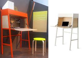 meuble bureau secretaire design petit bureau secretaire bureau pupitre adulte lepolyglotte