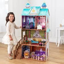 walmart kidkraft disney frozen arendelle palace dollhouse