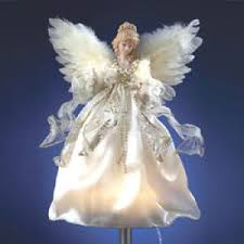 Christmas Tree Angel Topper That You Can Get Online Click Photo To Check Price