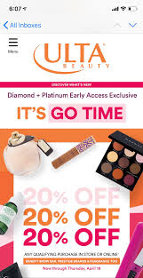 Ulta 20% Off Anything Coupon! : MUAontheCheap Ulta Free Shipping On Any Order Today Only 11 15 Tips And Tricks For Saving Money At Business Best 24 Coupons Mall Discounts Your Favorite Retailers Ulta Beauty Coupon Promo Codes November 2019 20 Off Off Your First Amazon Prime Now If You Use A Discover Card Enter The Code Discover20 West Elm Entire Purchase Slickdealsnet 10 Of 40 Haircare Code 747595 Get Coupon Promo Codes Deals Finders This Weekend Instore Printable In Store Retail Grocery 2018 Black Friday Ad Sales Purina Indoor Cat Food Vomiting Usa Swimming Store