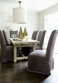 Slipcovers Idea Fascinating Grey Dining Chair Gray Stretch Covers Contemporary Rooms Modern