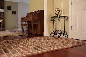 faux brick floor tile image collections tile flooring design ideas