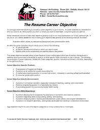 Objectives For A Resume New Sample Resume Objectives For Fresh