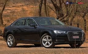 Audi A4 Diesel Review NDTV CarAndBike