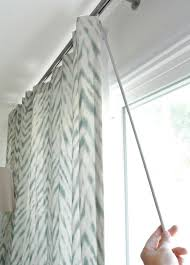 Material For Curtains And Blinds by Best 25 Sliding Door Blinds Ideas On Pinterest Slider Door