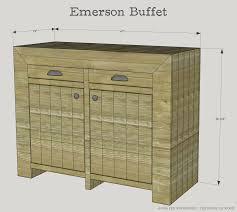West Elm Emmerson Bed by Diy West Elm Inspired Emmerson Buffet
