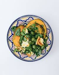 Japanese Pumpkin Salad Recipe by Pumpkin And Haloumi Salad The Recipe That Will Become Your New