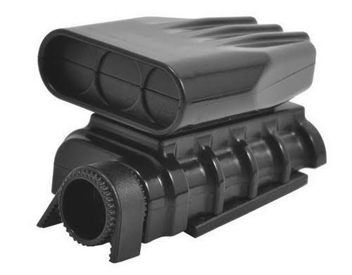RPM Mock Intake and Blower Set - Black