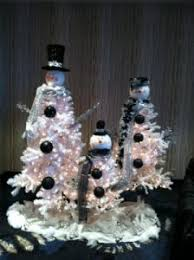 Awesome Snowman Christmas Trees