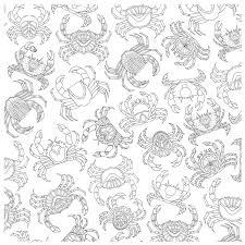Johanna Basford Lost Ocean Free Crab Pattern Download
