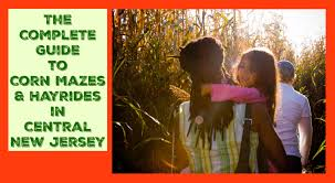 Halloween Attractions In Nj 2014 by The Complete Guide To Central Jersey Corn Mazes Hayrides And