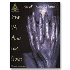 Alien Love Secrets Songbook