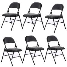 Details About 6pcs Elegant Foldable Padded Fabric Chairs For Convention &  Exhibition Black 1000 Lb Max Black Resin Folding Chair Elegant Mahogany Chairs With Padded Seat For Events Buy Chairmahogany Chairpadded Product On Handcrafted Teakwood Bamboo Becak Ascot Ding Suite With Highback Recliner New Design Modern Beach Camping One Pack Amazoncom Wghbd Solid Wood Stool Computer 4pcs Foldable Iron Pvc For Cvention Exhibition Khaki Clearance Minimalistic Cute Elegant Fox Drawing Lineart Sling By Guntah Side Party Planning Folding Chair Wooden