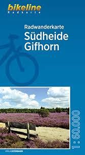 radwanderkarte südheide gifhorn 1 60 000 bikeline radkarte