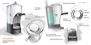 Espresso Machine On Behance