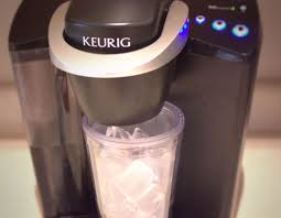 K Cup Iced Coffee Maker The Secret To Keurig Style Plowing Forward On Love