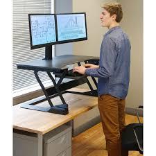 Ergotron Sit Stand Desk by Ergotron Sit Stand Desk Revitalising The Office With Ergotron