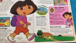 100 Dora High Chair The Explorer The Essential Guide Book YouTube