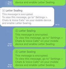 am駭agement bibliotheque bureau line的簡訊被加密 encrypted bowl in the cloud