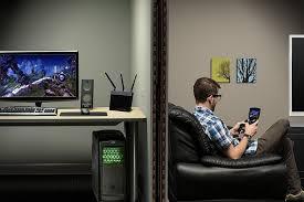 Nvidia GameStream transforms Shield into a serious living room