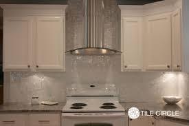 of pearl tile industrial gray tile bathroom idea in