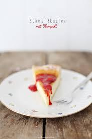 schmandkuchen mit zimt oder kompott oh sweet sweet