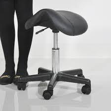 Dental Saddle Chair Canada by Fully Adjustable Saddle Stool Ergonomic Stool Designed To Help