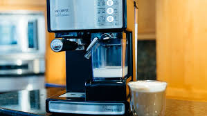 Mr Coffee Cafe Barista ReviewAn Automatic Espresso Machine That Makes Lattes Almost Robotically