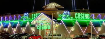 Sitemap Northern Lights Casino