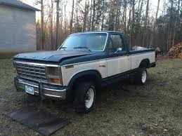 100 Ford Truck 1980 F150 Ranger Tire Size Enthusiasts Forums