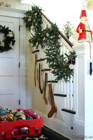 Banister Christmas Garland Decorations Easy Decorating Ideas ... How To Hang Garland On Staircase Banisters Oh My Creative Banister Christmas Ideas Decorating Decorate 20 Best Staircases Wedding Decoration Floral Interior Do It Yourself Stairways Southern N Sassy The Stairs Uncategorized Stair Christassam Home Design Decorations Billsblessingbagsorg Trees Show Me Holiday Satsuma Designs 25 Stairs Decorations Ideas On Pinterest Your Summer Adams Unique Garland For