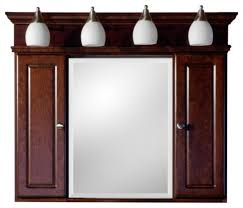 medicine cabinets with lights modern bathroom with white wooden