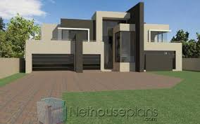Modern Houseplans Contemporary Style House Plans And House Designs