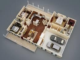 Fresh Single Level Ranch House Plans by Split Ranch Floor Plans Ahscgs