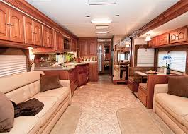 Allegro Bus 42 Luxury RVs Interior