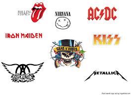 8 Famous Rock Music Logos Explained