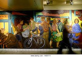 Harlem Hospital Wpa Murals by Harlem Murals Stock Photos U0026 Harlem Murals Stock Images Alamy