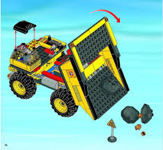 100 Lego Truck Instructions Mining 4202 City With Mining