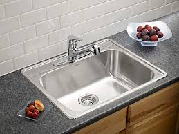 Home Depot Kitchen Sinks Canada blanco homestyle 1 0 topmount stainless steel sink the home