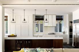 pulley pendant light kitchen transitional with pendant lighting