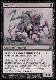 magic the gathering mtg modern legal casual horror deck gaming