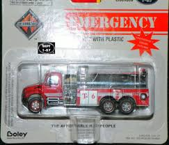 100 Boley Fire Trucks BOLEY FIRE WATER TENDERPUMPER 412611 BOLEY 187 INTERNATIONAL