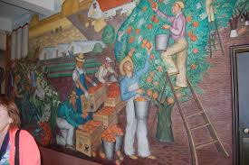 coit tower murals and art
