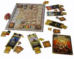Dungeons And Dragons Tiles Sets by Amazon Com Lords Of Waterdeep A Dungeons U0026 Dragons Board Game