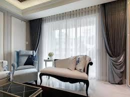 window treatments living room ideas via little i love this color